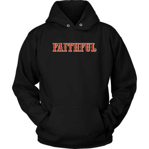 Faithfull Hoodie Sweatshirt San Francisco