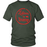 Latinos For Trump Shirt