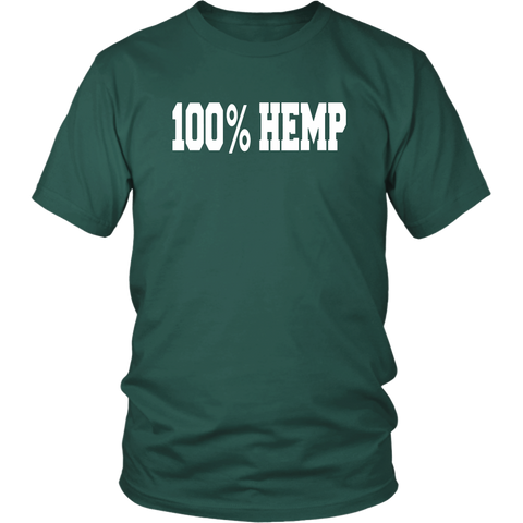 100% Hemp Shirt South Farm