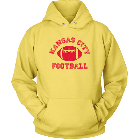 Kansas City Football Hoodie Chiefs