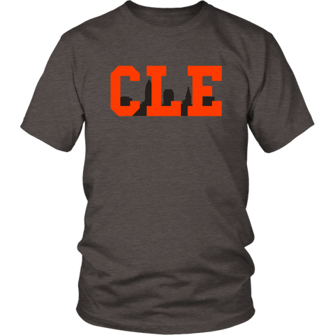 Cle Skyline Browns Shirt