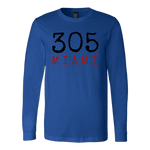 305 Miami Long Sleeve Shirt