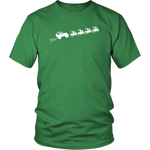 Jeep Christmas Shirt