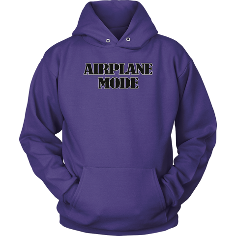 Airplane Mode Sweatshirt Hoodie