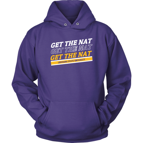 Get The Nat Hoodie Lsu Championship Sweatshirt