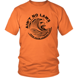 No Laws When Drinking Claws Shirt