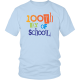 100 Day Of School Shirt