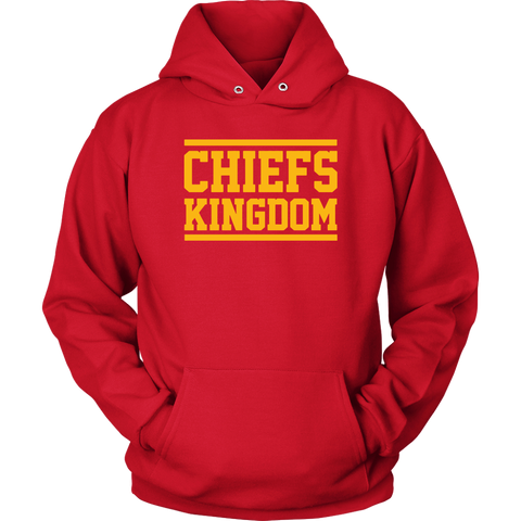 Kc Chiefs Kingdom Hoodie Sweatshirt