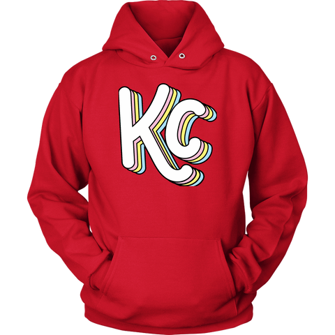 Retro KC Chiefs Hoodie Kansas City