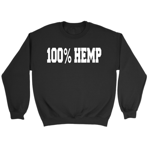 100% Hemp Sweatshirt South Farm