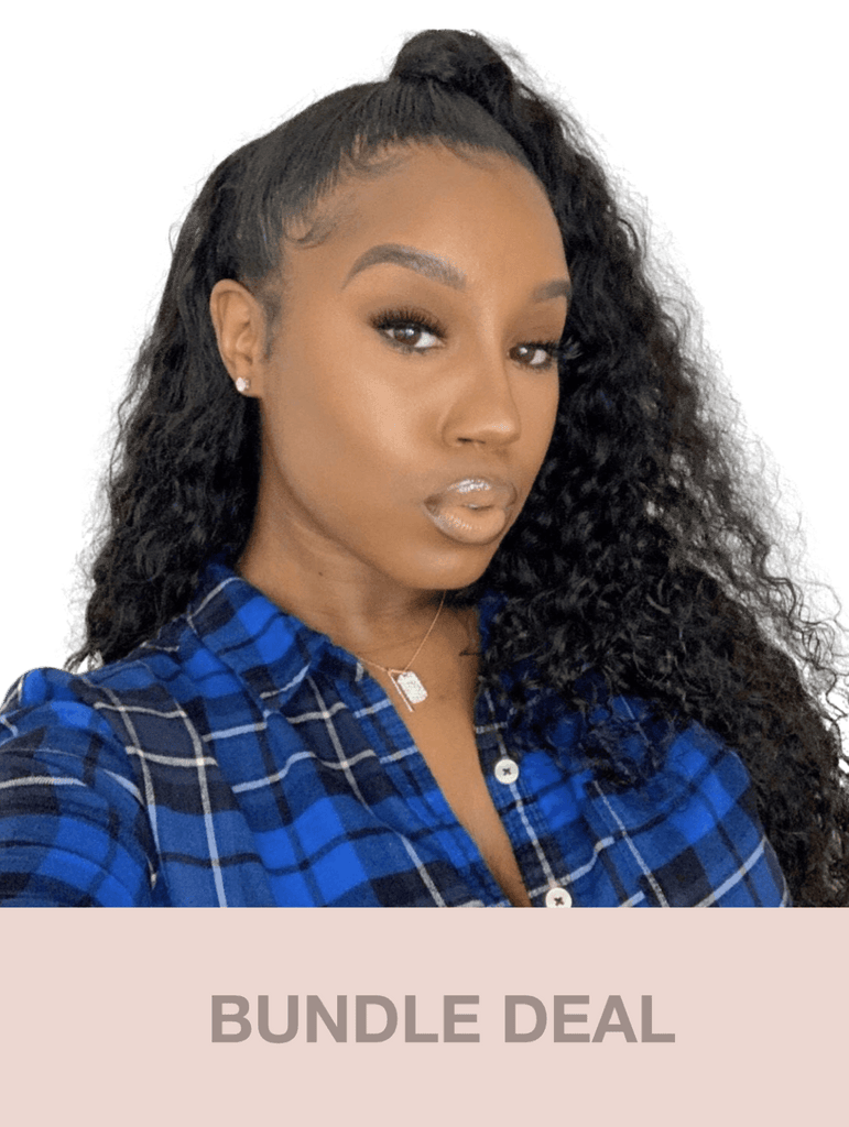 Virgin Brazilian Loose Curly - BUNDLE DEAL