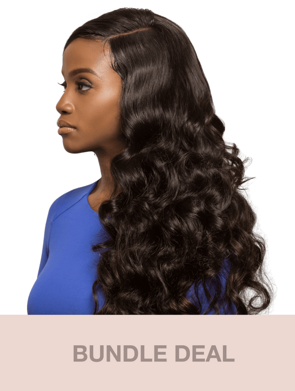 Virgin Brazilian Body Wave - BUNDLE DEAL