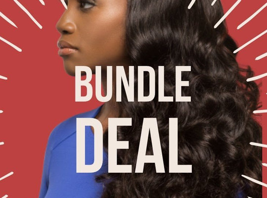 Virgin Brazilian Body Wave - BUNDLE DEAL - Kaye's Fab Hair