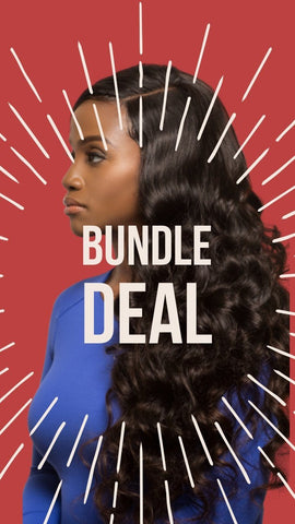 Virgin Brazilian Body Wave - EASTER BUNDLE DEAL - Kaye's Fab Hair