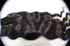 Virgin Brazilian Loose Wave Silk Base Closure