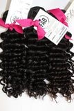 Virgin Brazilian Loose Curly - BUNDLE DEAL - Kaye's Fab Hair