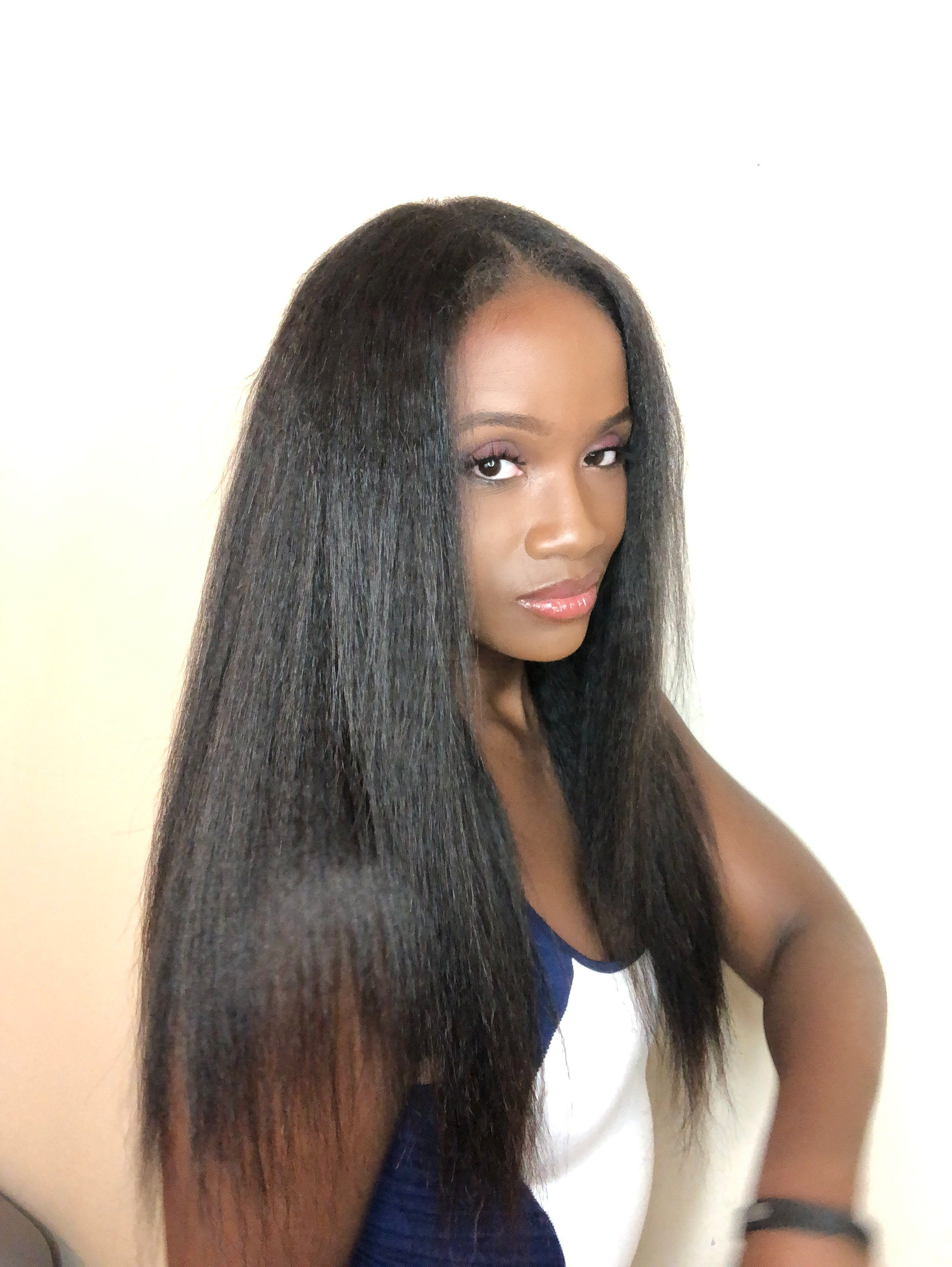 The Blow Out: Kinky Straight Bundle - Kaye's Fab Hair