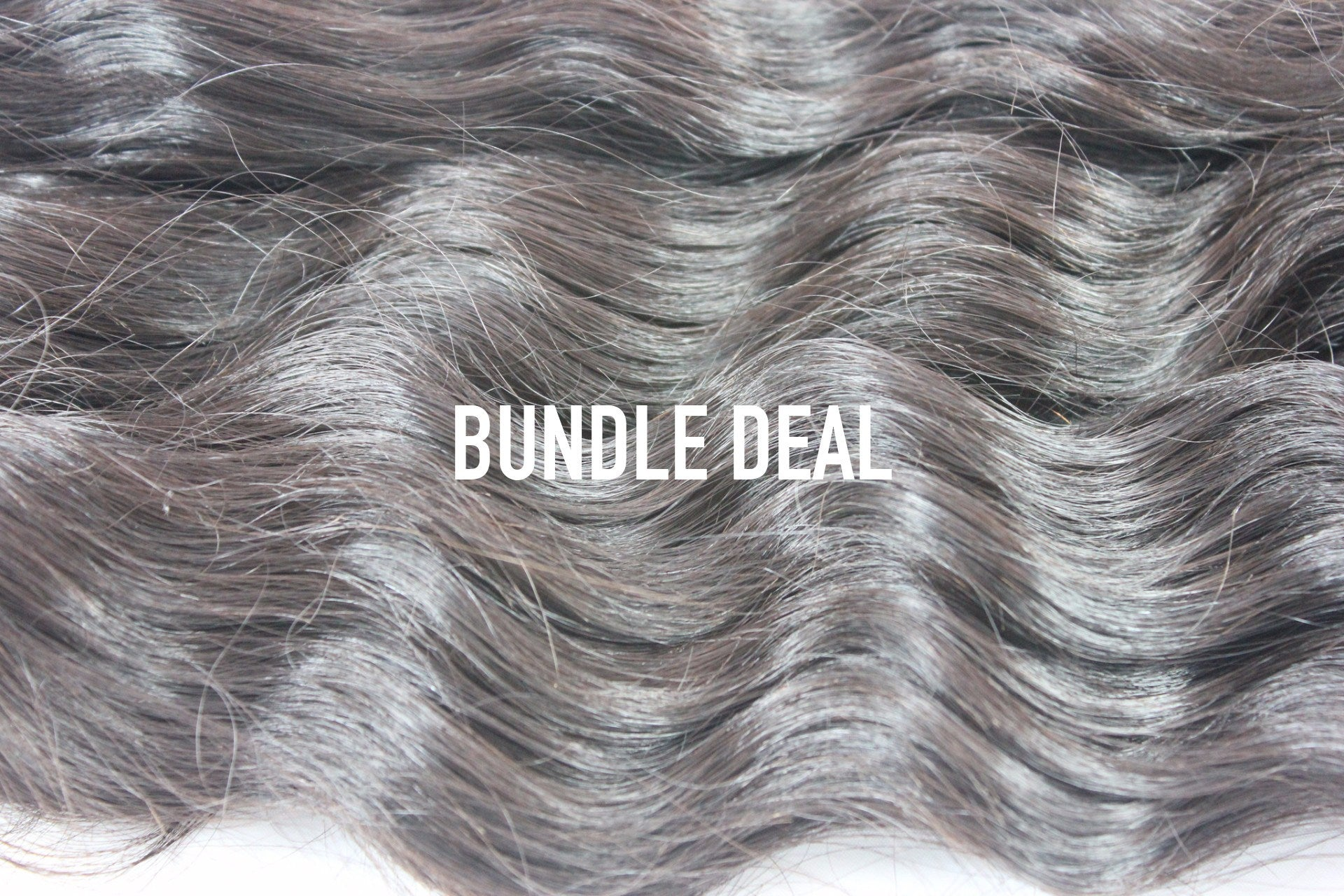 Virgin Brazilian Loose Wave - BUNDLE DEAL - Kaye's Fab Hair