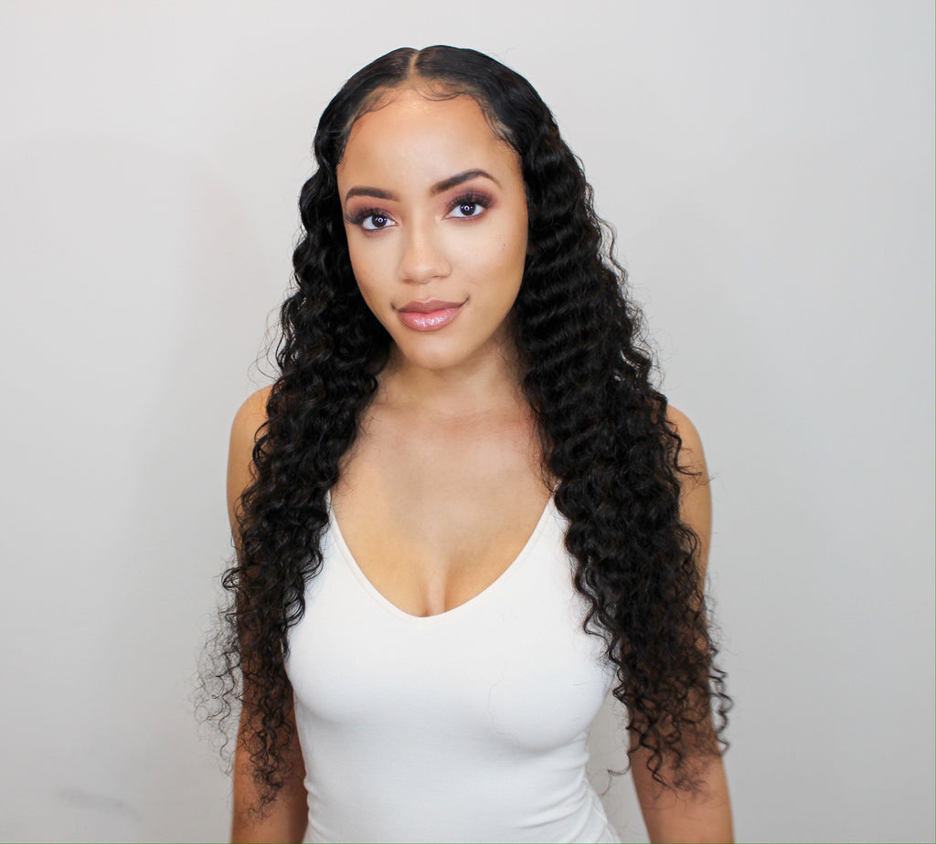 Loose Curl Full Lace Wig - Kaye's Fab Hair