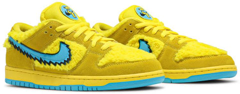 Grateful Dead x Dunk Low SB 'Yellow Bear'Call or DM to Inquire