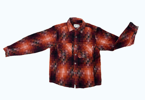 Epitome Heavy Flannel Shirt