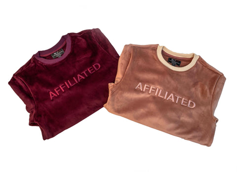 "Threads X THC ""Affiliated"" Crewneck"