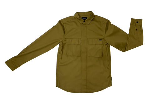 Scotch & Soda Clean Utility Shirt