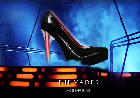 Star Wars Heels - The Vader