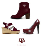 Texas A&M Gig 'Em Heels - 2020 Whoop! Collection