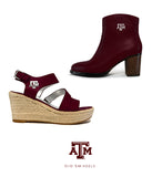 Texas A&M Gig 'Em Heels - 2020 New Collection