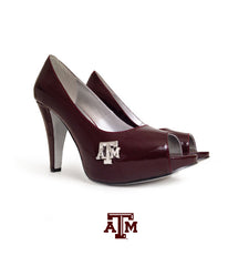 "Texas A&M Gig 'Em Heels - ""The Tradition"""