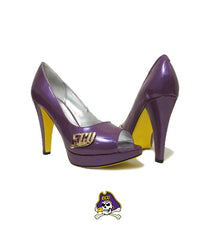 Pirate Heels - Purple Haze