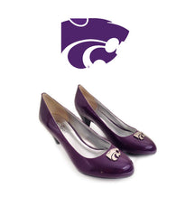 Kansas State - EMAW Heel in Purple