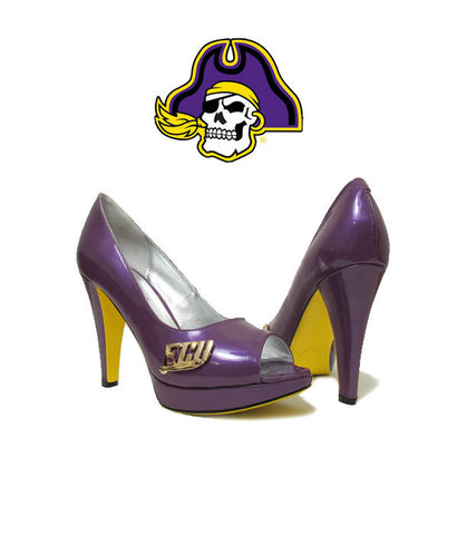 SAMPLE Pirate Heels - Purple Haze