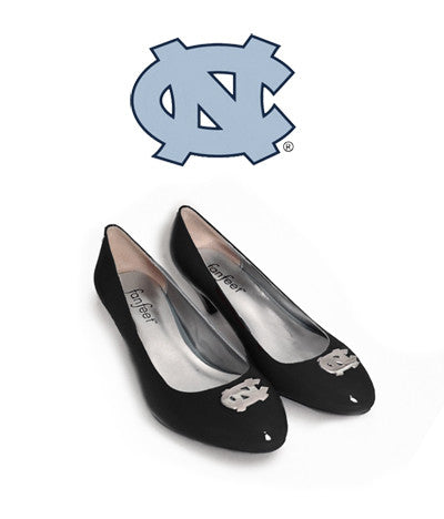 UNC-Chapel Hill - Hatchell Heel - Black