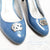 UNC-Chapel Hill - Hatchell Heel - Blue