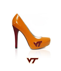 SAMPLE Hokie Heels - Chelsea - Limited Sample Release