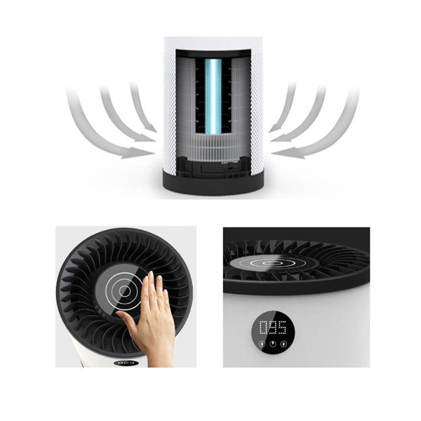 JADE Air Purification - call or email for pricing