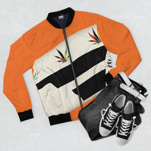 Load image into Gallery viewer, Kush Bomber Jacket