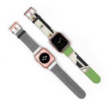 Load image into Gallery viewer, Pink Kush Stamp Watch Band