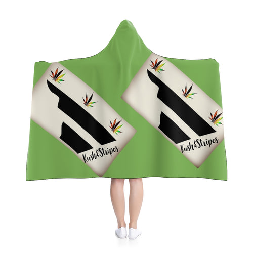 Kush Apple Hooded Blanket