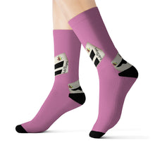 Load image into Gallery viewer, Pink Kush Socks