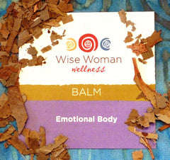 Energy Body Balm: Emotional Body Balm