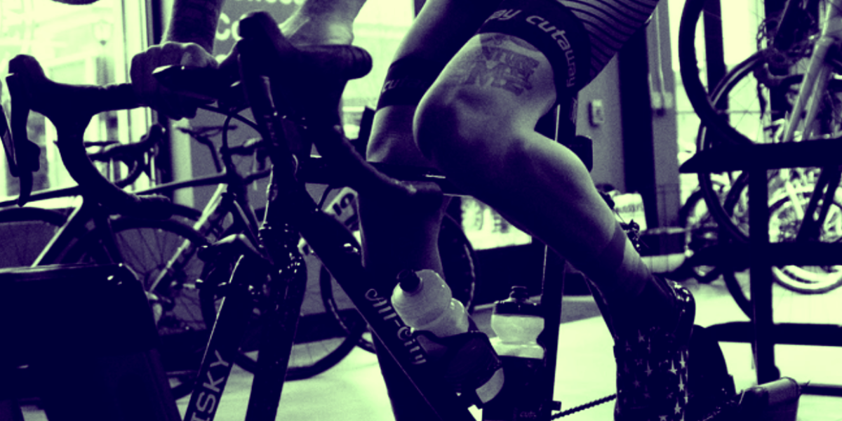 Indoor Cycling in a Quarantined World
