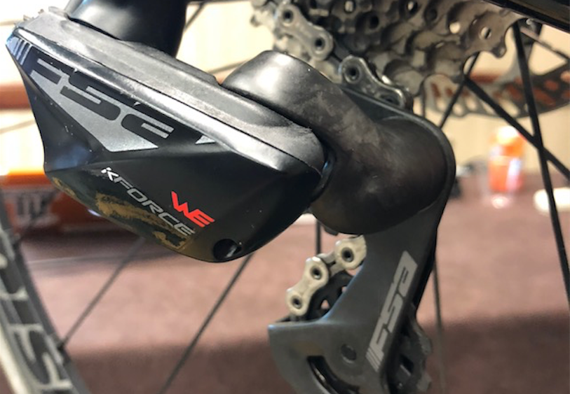 FSA's New Electronic Groupset