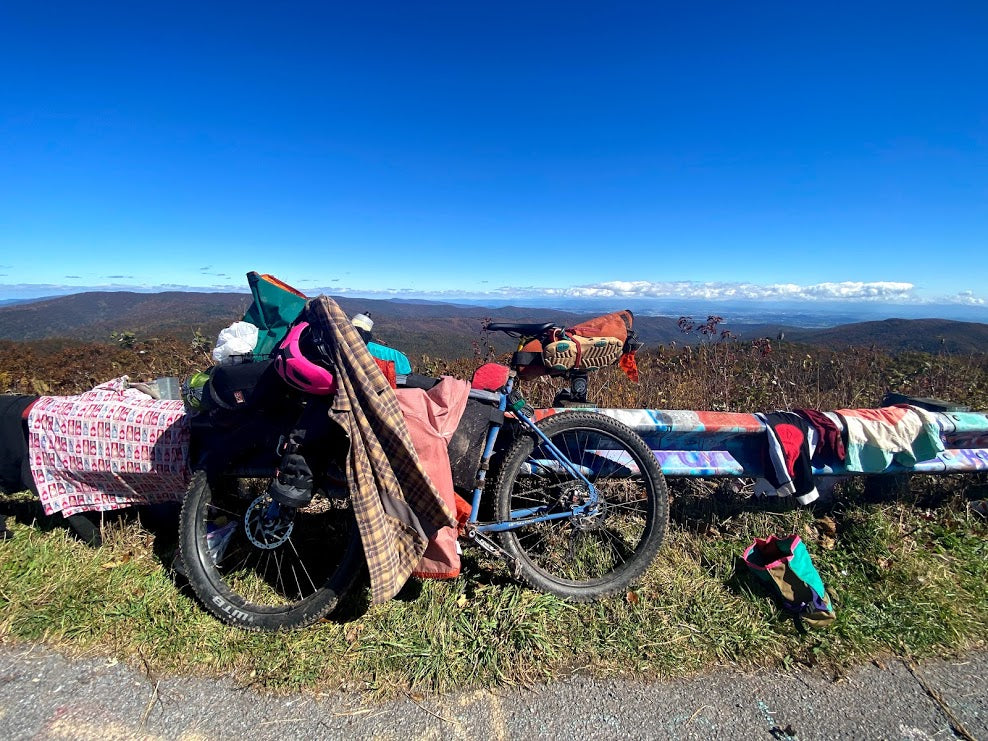 Phunky's Trans VA Bikepacking Adventure Part 2