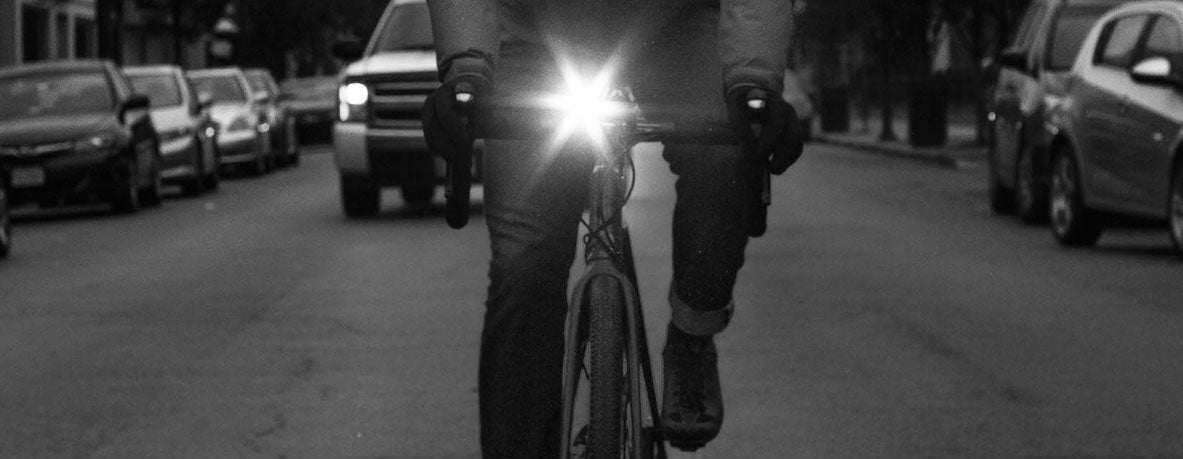 Lights and Reflectivity: Cycling Safety in the City