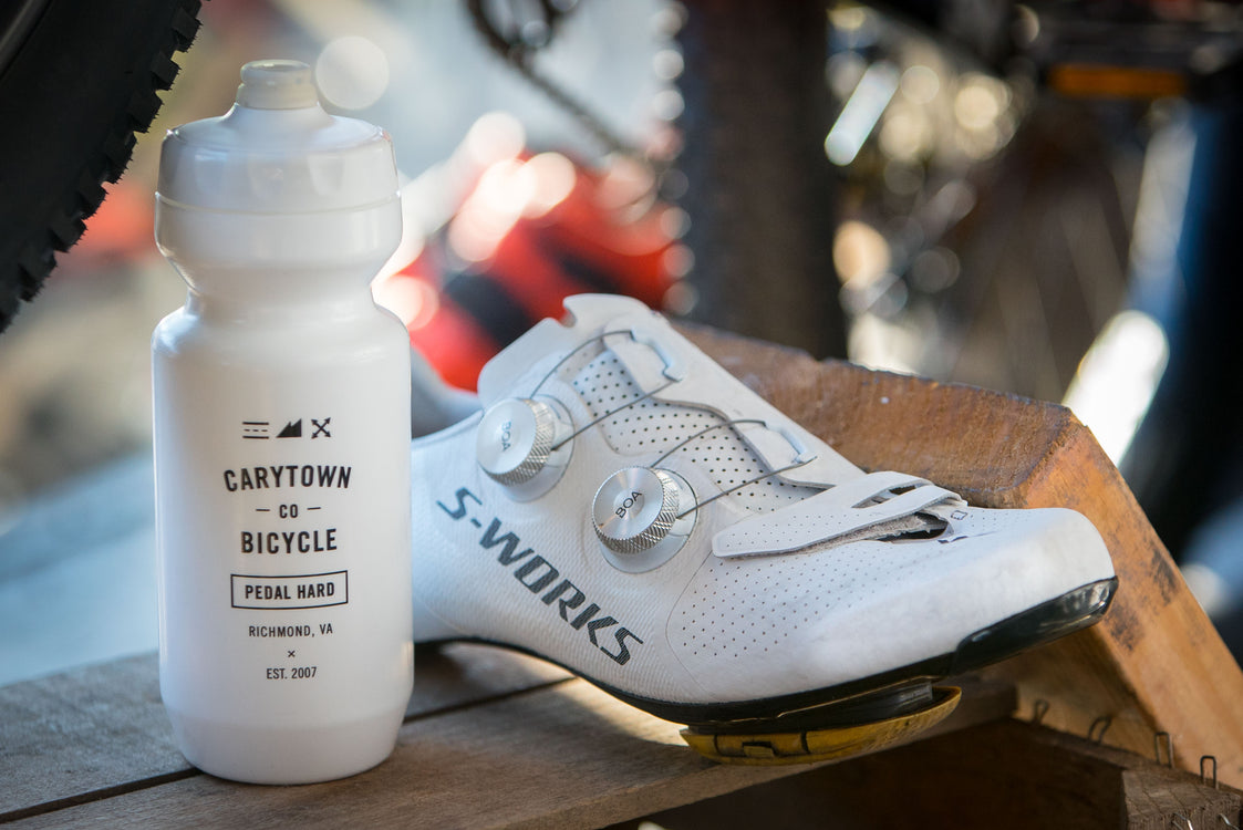 The All-New Specialized S-Works 7 Road Shoe