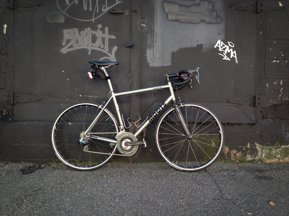 Hessian's Moots RSL – Carytown Bicycle Company