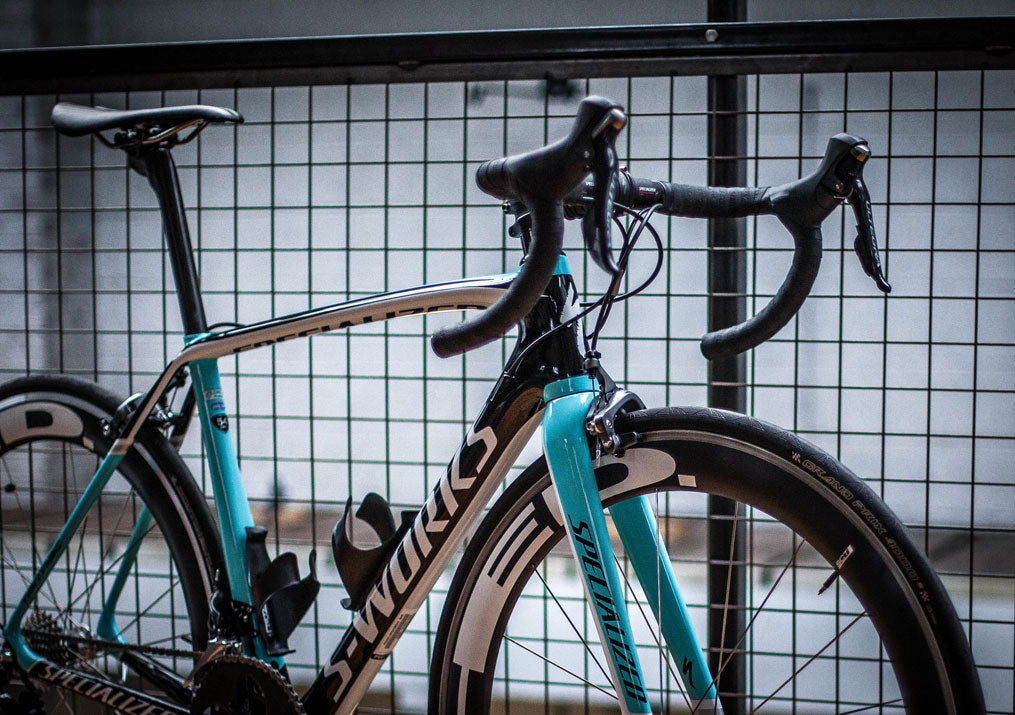 Who Takes Paypal >> Specialized S-Works - Omega Pharma Quick-Step Team Edit ...